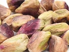Pistachio-kernels