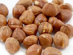 hazel-nuts